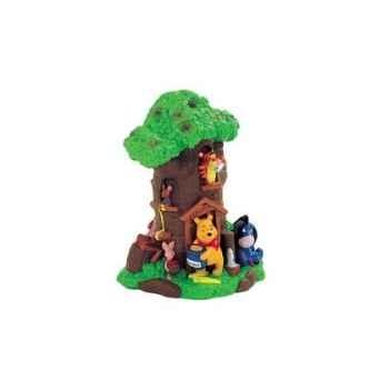Figurine bullyland tirelire arbre winnie -b12227
