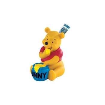 Figurine bullyland tirelire winnie assis -b12228