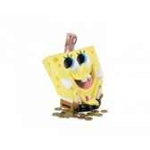 figurine bullyland tirelire bob eponge b53560
