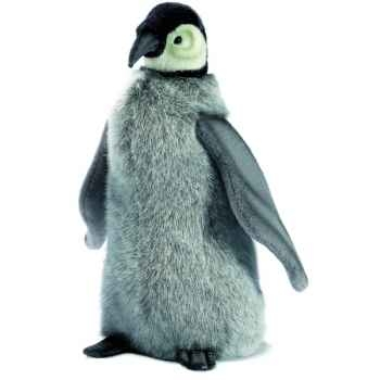 Anima - Peluche bébé pingouin 38 cm -3265