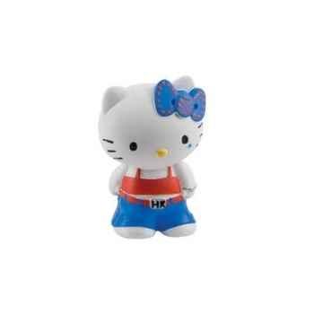Figurine bullyland hello kitty écolière  -b53452