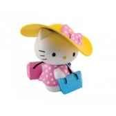 figurine bullyland hello kiity shopping b53453