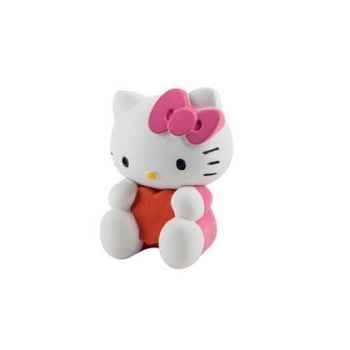 Figurine bullyland hello kitty st valentin -b53454