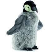 anima peluche bebe pingouin 23 cm 4668