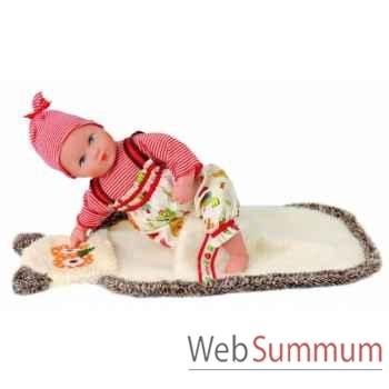 Poupée käthe kruse mini bambina mimilu -36059