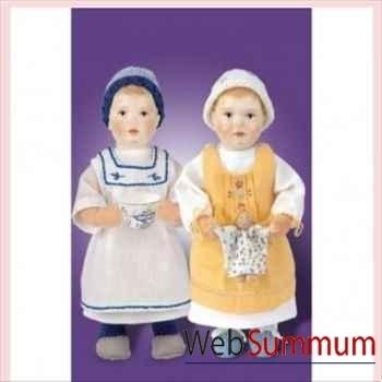 Poupée de collection käthe kruse édition limitée bambino anna, 300 pces -20003