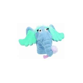 Marionnette Eléphant bleu Dr. seuss horton hp -101630