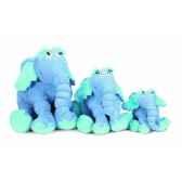 peluche elephant bleu dr seuss horton smal101860