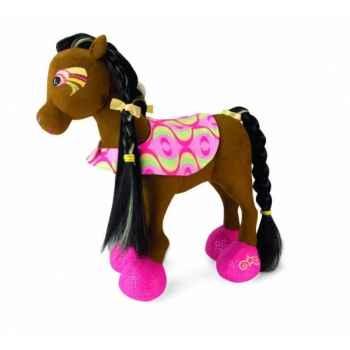 Peluche star willow stables rachelle lee cheval de compétition -132040