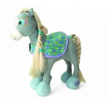 Peluche star willow stables deena jean cheval de trait -132060