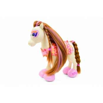 Peluche star willow stables leah may cheval de compétition -132070