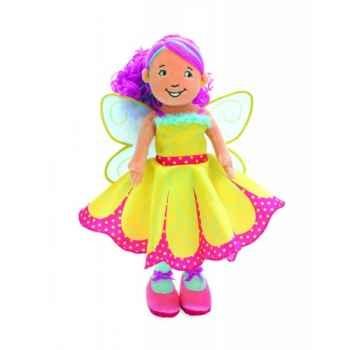 Poupée tissus Groovy girls flutterflies becca papillon -140280