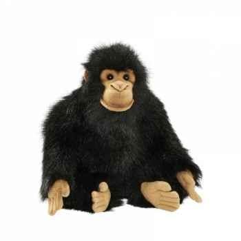 Anima - Peluche chimpanzé bébé 25 cm -2306