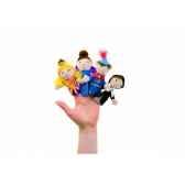 marionnette dreaming princess coffret cadeau marionnettes a doigt 141680