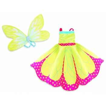 Costume robe Papillon Becca butterfly -144640