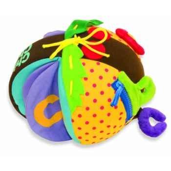 Balle éveil Abc & 123 dress-up ball -144830