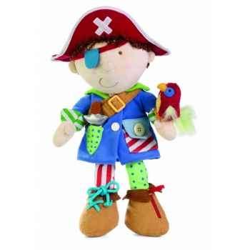 Poupée Chiffon dress up friends pirate -206440
