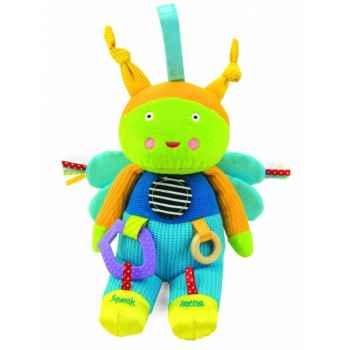 Bébé buggybu playtime busy bug jouet d\'activité -210170