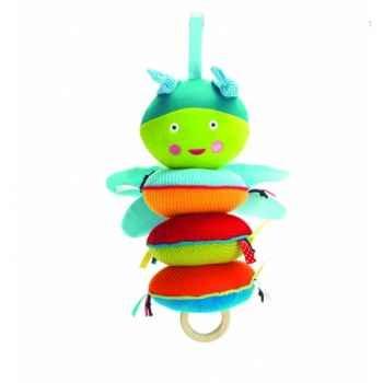 Bébé buggybu soothing sound bug jouet musical -210190