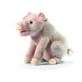 anima peluche cochon assis 25 cm 3380