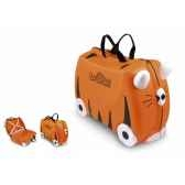 porteur valise trunki ride on tigre tipu 9220008