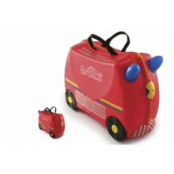 Porteur trunki ride-on voiture de pompier fire engine -9220007