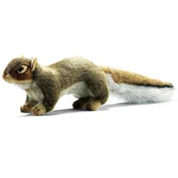 Anima - Peluche écureuil à 4 pattes 28 cm -3818