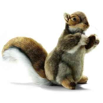 Anima - Peluche écureuil dressé 23 cm -3745
