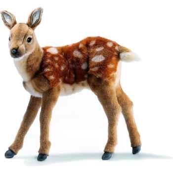 Anima - Peluche faon à 4 pattes 36 cm -5017