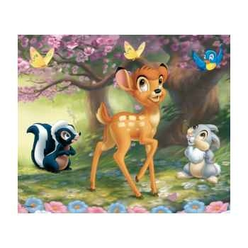 Puzzles touch - bambi    King Puzzle BJ04801