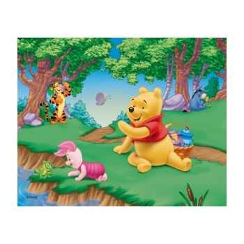 Puzzles touch - winnie l'ourson King Puzzle BJ04803