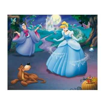 Puzzles touch - princesses  King Puzzle BJ04804