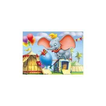 Puzzles disney dumbo 50 pcs -1 King Puzzle BJ01725A