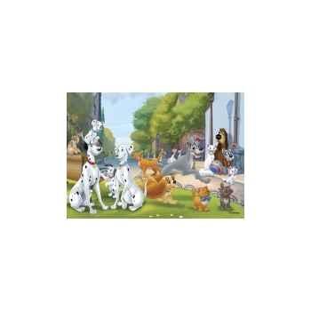 Puzzles disney amis animaux 50 pcs -2 King Puzzle BJ04731B