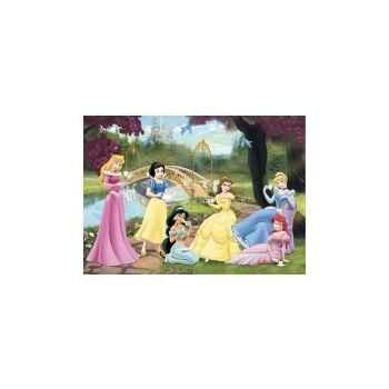 Puzzles disney princesses  100 pcs -1 King Puzzle BJ04751A