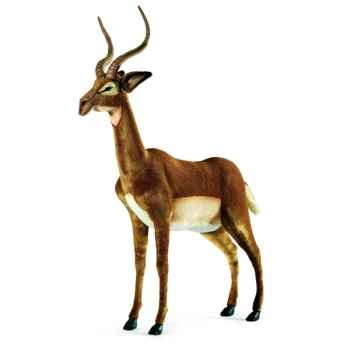 Anima - Peluche gazelle 130 cm -3852
