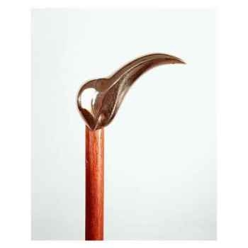 Canne Bois-Bronze Hector Guimard -MO10