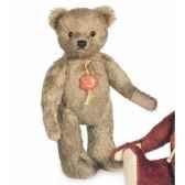 ours teddy bear larry 20 cm peluche hermann teddy originaedition limitee 11803 9