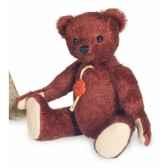 ours teddy bear lutz 20 cm peluche hermann teddy originaedition limitee 11804 6