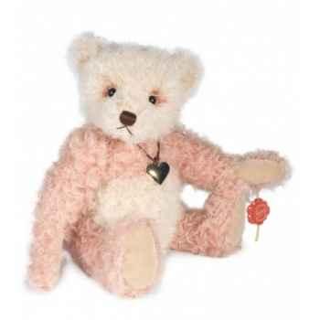 Ours teddy bear rosalie 34 cm peluche hermann teddy original édition limitée -11937 1