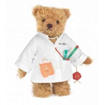 Dr. bear 28 cm peluche hermann teddy original édition limitée -14627 8