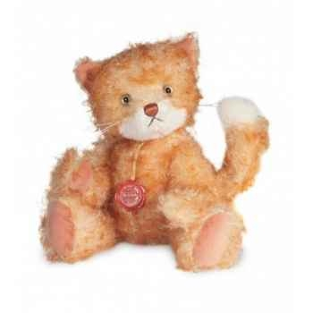 Cat mathilda 26 cm peluche hermann teddy original édition limitée -15710 6