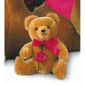 nostalgic teddy old gold 14 cm peluche hermann teddy originaedition limitee 16314 5