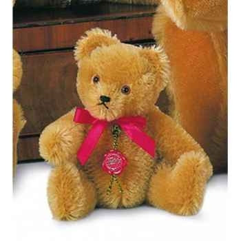 Nostalgic teddy old-gold 17 cm peluche hermann teddy original édition limitée -16317 6