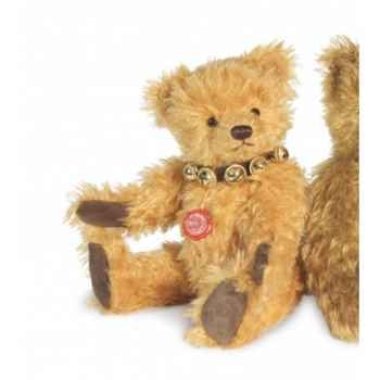 Ours teddy bear michel avec voix 34 cm peluche hermann teddy original édition limitée -16633 7
