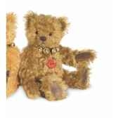 ours teddy bear heinz avec voix 34 cm peluche hermann teddy originaedition limitee 16634 4