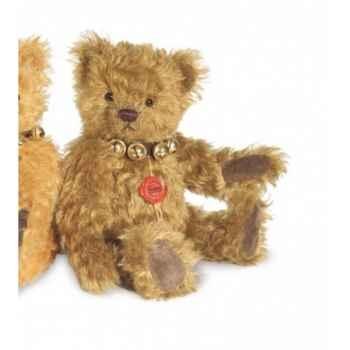 Ours teddy bear heinz avec voix 34 cm peluche hermann teddy original édition limitée -16634 4