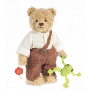 Ours teddy bear tom sawyer 26 cm peluche hermann teddy original édition limitée -17022 8