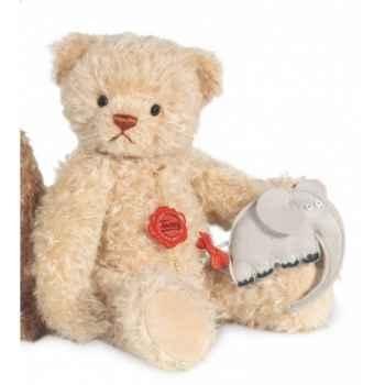 Ours teddy bear basti 32 cm peluche hermann teddy original édition limitée -17030 3