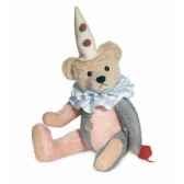 ours teddy bear harlequin 30 cm peluche hermann teddy originaedition limitee 17130 0
